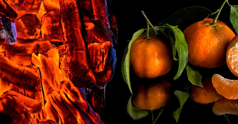 """Christmas Oranges & Lumps of Christmas Coal"" Sermon / Luke 2:22-40 / Pr. Ted Giese / Sunday December 30th 2018: Season Of Christmas / Mount Olive Lutheran Church"