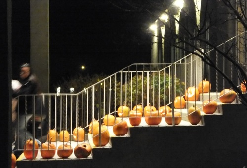 Church welcomes Halloween guests