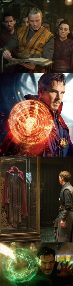 Doctor Strange (2016) Scott Derrickson - Movie Review - Image 2