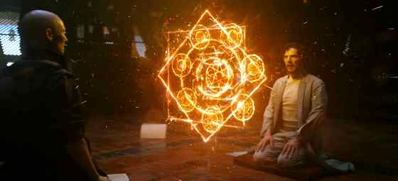 Doctor Strange (2016) Scott Derrickson - Movie Review - Image 6