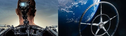 Elysium (2013) Directed by Neil Blomkamp – Movie Review