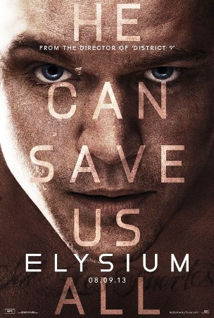 Elysium (2013) Directed by Neil Blomkamp – Movie Review  - Image 3
