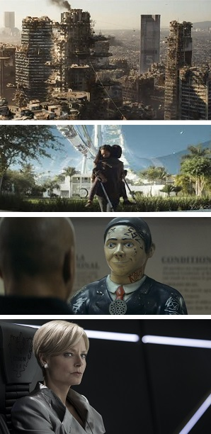 Elysium (2013) Directed by Neil Blomkamp – Movie Review  - Image 5