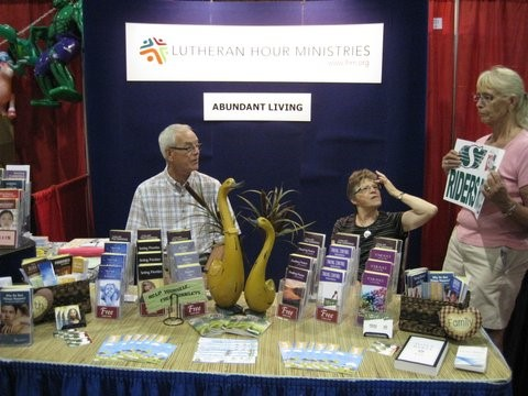 Fairbooth Ministry at the Regina Exhibition - Image 20