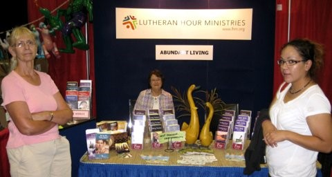 Fairbooth Ministry at the Regina Exhibition - Image 21
