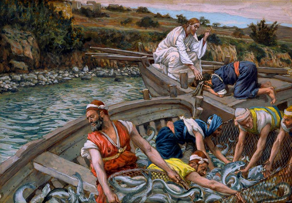 Fishers of Men Sermon / John 21:1-14 / Pr. Ted A. Giese / Sunday May 5th 2019 / Season Of Easter / Mount Olive Lutheran Church - Image 8