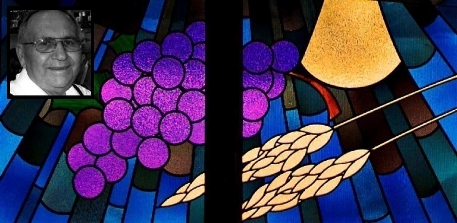 Funeral Sermon, Arnold Wagner / Friday December 29th 2017
