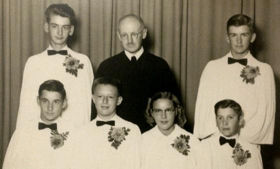 Funeral Sermon For Gerald Schulz / Thursday September 14th 2017 - Image 2