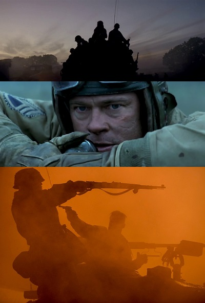Fury (2014) Directed by David Ayer - Movie Review - Image 8