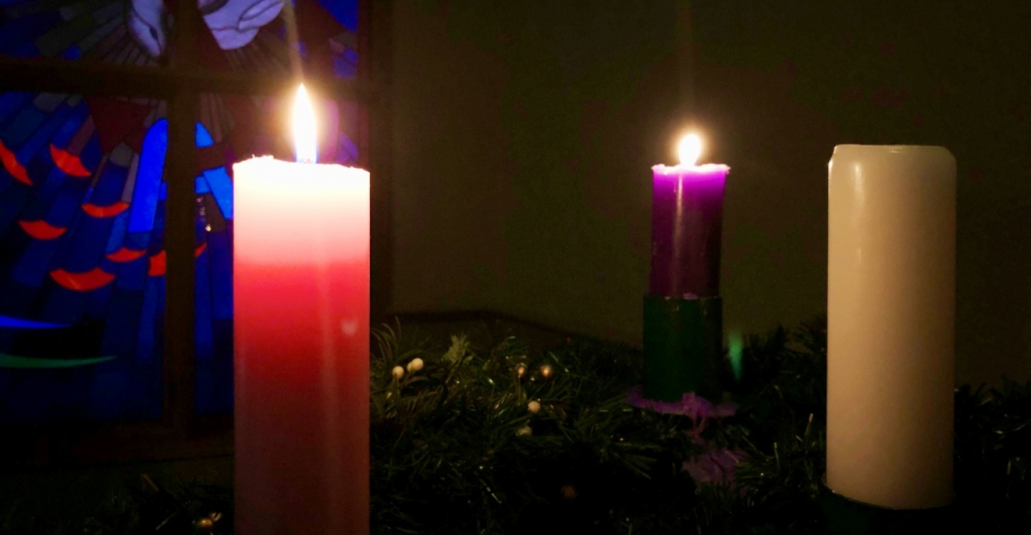 Gaudete Always! / 1 Thessalonians 5:16–24 / Pr. Ted A. Giese / Sunday December 13th 2020 / Advent 3 / Mount Olive Lutheran Church