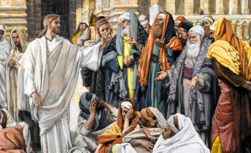 """God of the Living"" Sermon / Luke 20:27-40 / Pr. Ted A. Giese / Sunday November 10th 2019 / Season Of Pentecost / Mount Olive Lutheran Church - Image 2"
