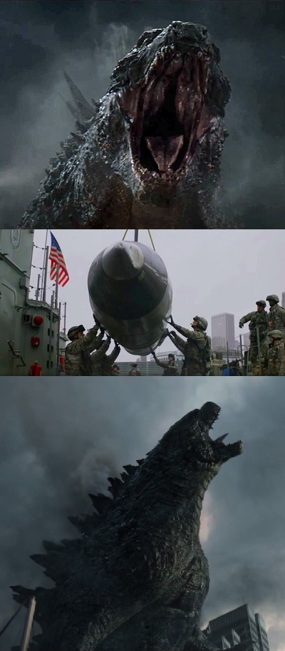 Godzilla (2014) Directed by: Gareth Edwards - Movie Review - Image 3