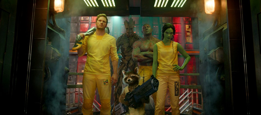 Guardians of the Galaxy (2014) Directed by James Gunn - Movie Review - Image 20