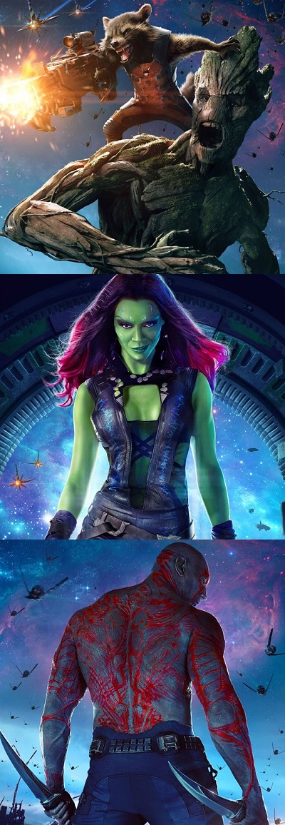 Guardians of the Galaxy (2014) Directed by James Gunn - Movie Review - Image 5