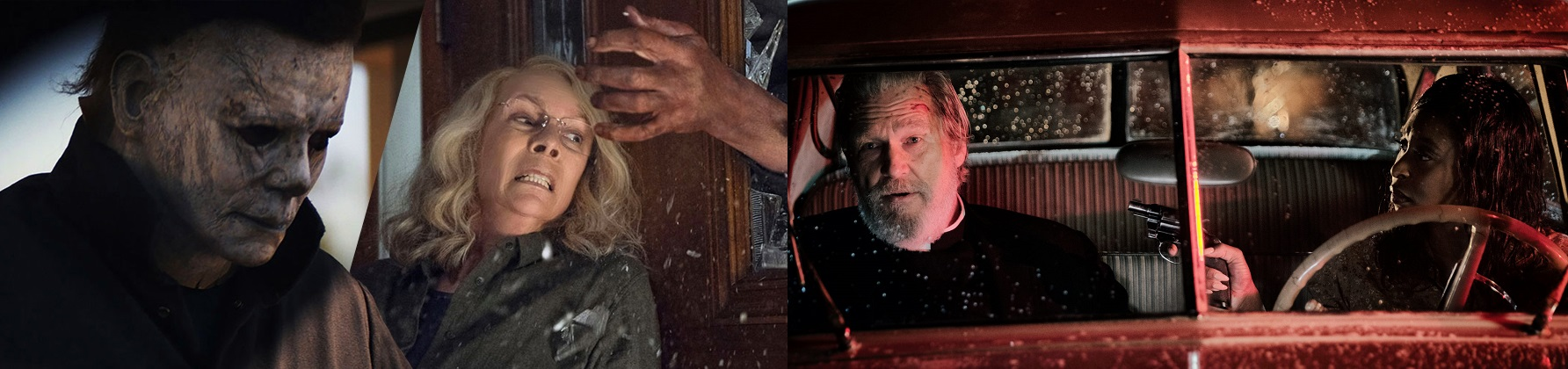 Halloween (2018) David Gordon Green & Bad Times at the El Royale (2018) Drew Goddard - Movie Review - Image 2