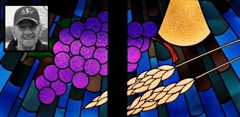 Harold Huber Funeral Sermon - John 14:1-7 June 19th 2021 / At Home in Christ