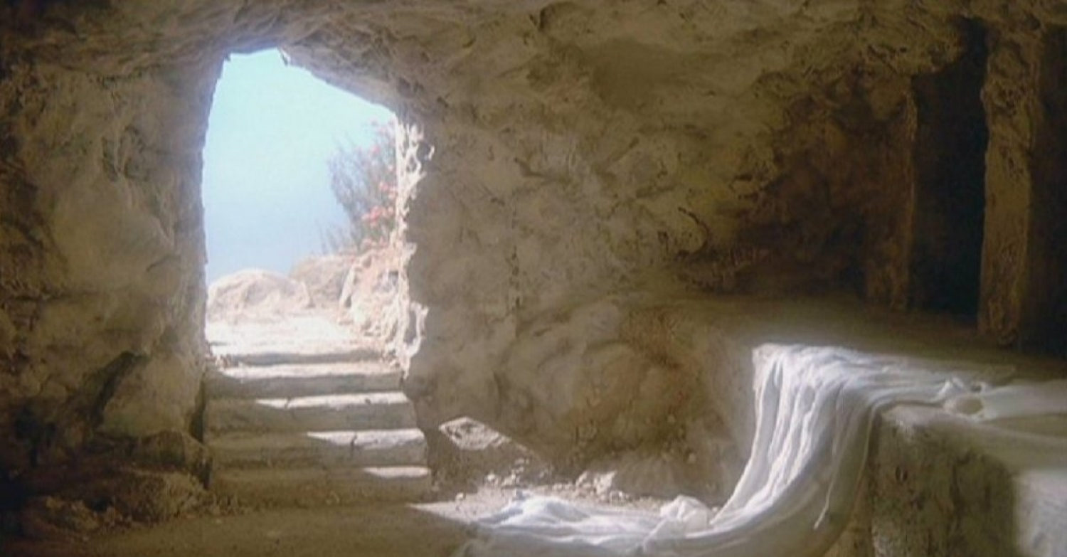 He saw, and believed in what he didn't see / John 20 / Pr. Lucas A. Albrecht / Sunday April 12th 2020 / Easter Sunday/ Mount Olive Lutheran Church