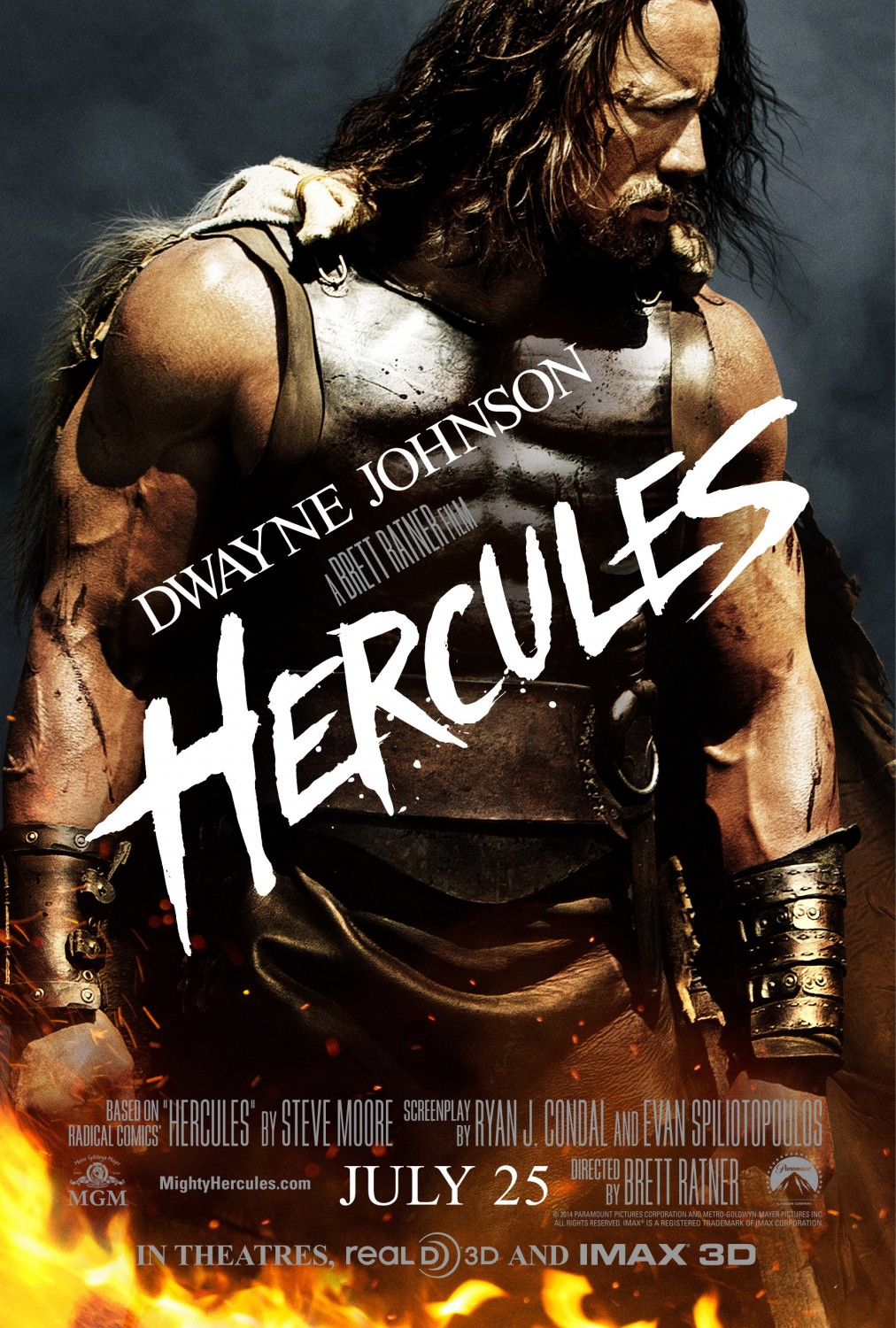 Hercules (2014) Directed by Brett Ratner - Movie Review  - Image 2
