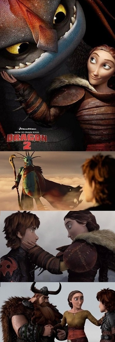 How to Train Your Dragon 2 (2014) Directed by Dean DeBlois - Movie Review  - Image 11