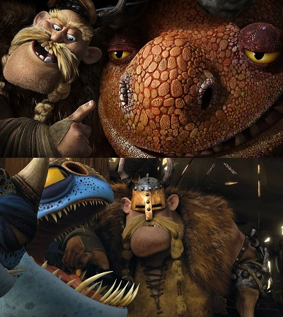 How to Train Your Dragon 2 (2014) Directed by Dean DeBlois - Movie Review  - Image 4