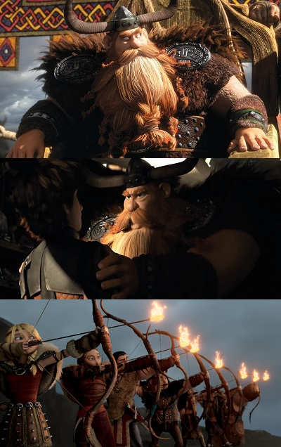 How to Train Your Dragon 2 (2014) Directed by Dean DeBlois - Movie Review  - Image 7