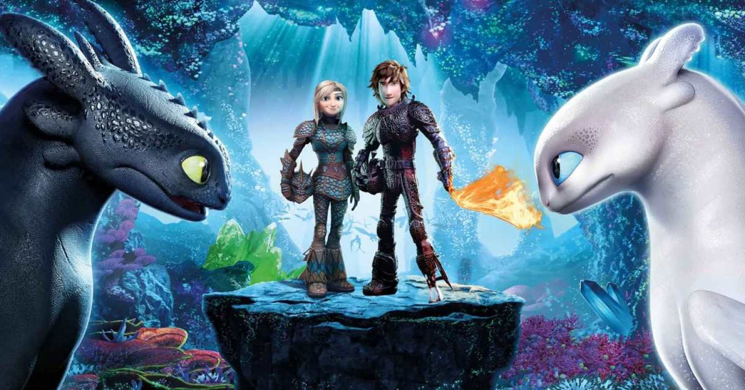 How to Train Your Dragon: The Hidden World (2019) Dean DeBlois - Movie Review