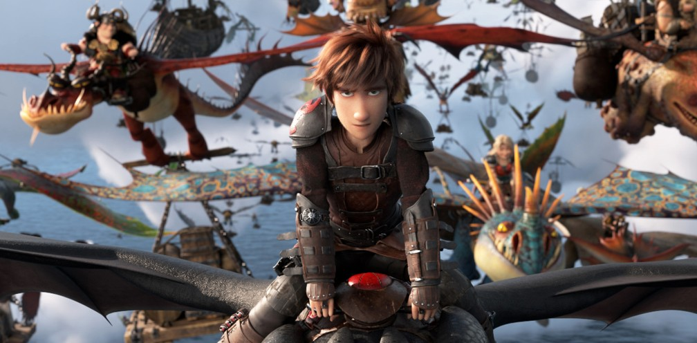 How to Train Your Dragon: The Hidden World (2019) Dean DeBlois - Movie Review - Image 24