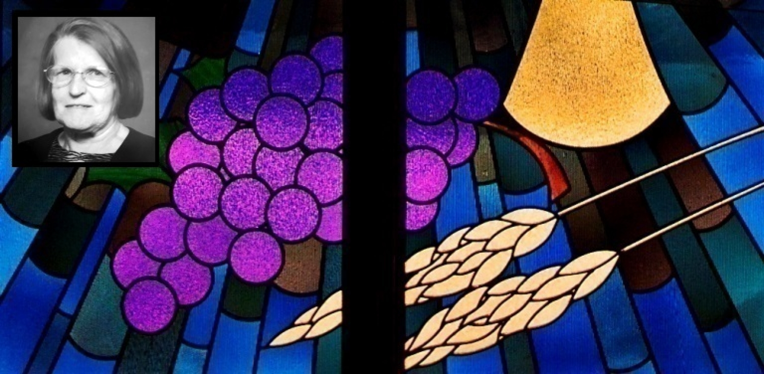 Irma Stenzel Funeral Sermon - Psalm 23 October 23rd 2020 / Lord Take My Hand