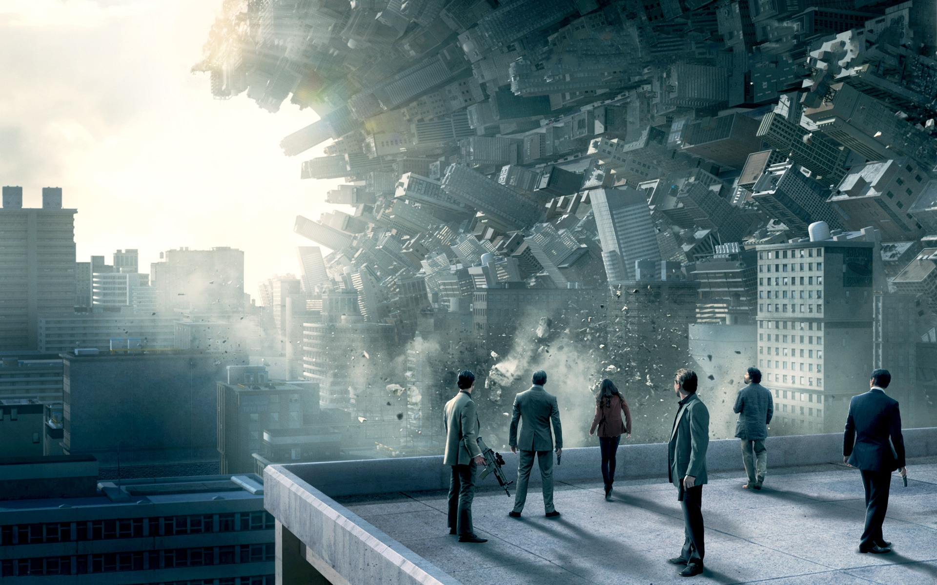 Inception (2010) Directed by Christopher Nolan - Image 3