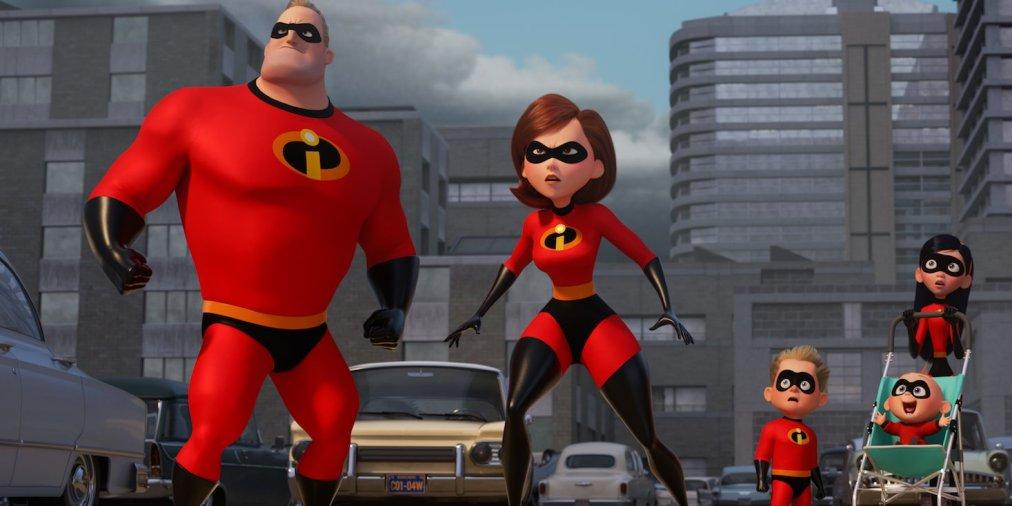 Incredibles 2 (2018) Brad Bird - Movie Review - Image 11