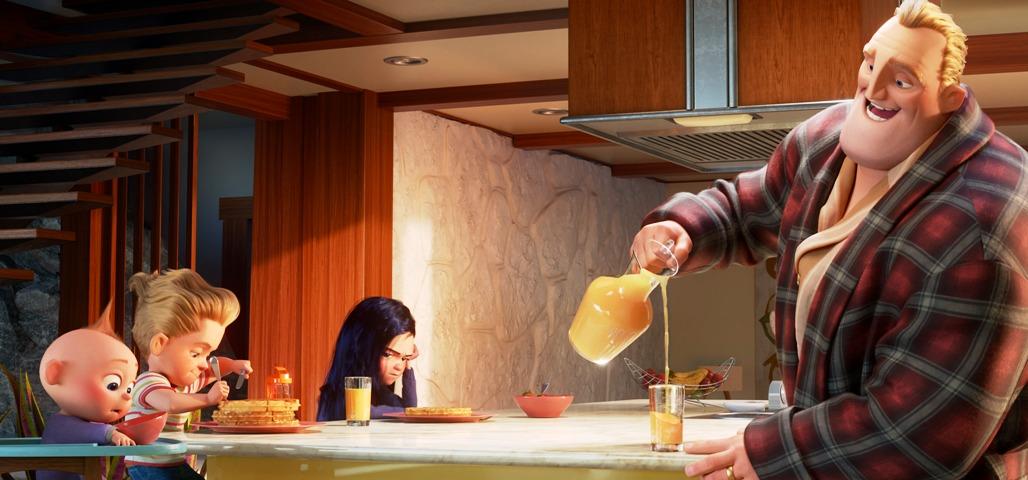 Incredibles 2 (2018) Brad Bird - Movie Review - Image 7