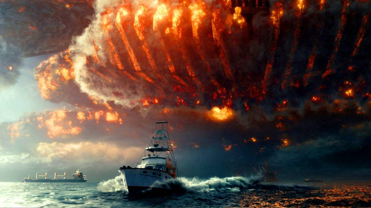 Independence Day: Resurgence (2016) Roland Emmerich - Movie Review