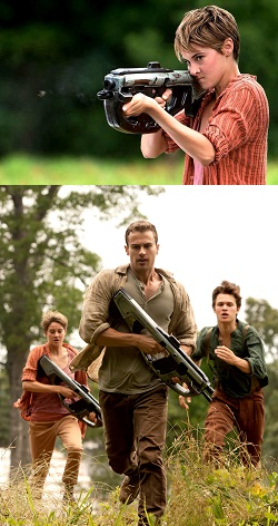 Insurgent (2015) By Robert Schwentke - Movie Review - Image 3