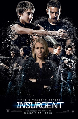 Insurgent (2015) By Robert Schwentke - Movie Review - Image 4