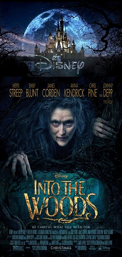 Into The Woods (2014) by Rob Marshal - Movie Review - Image 7