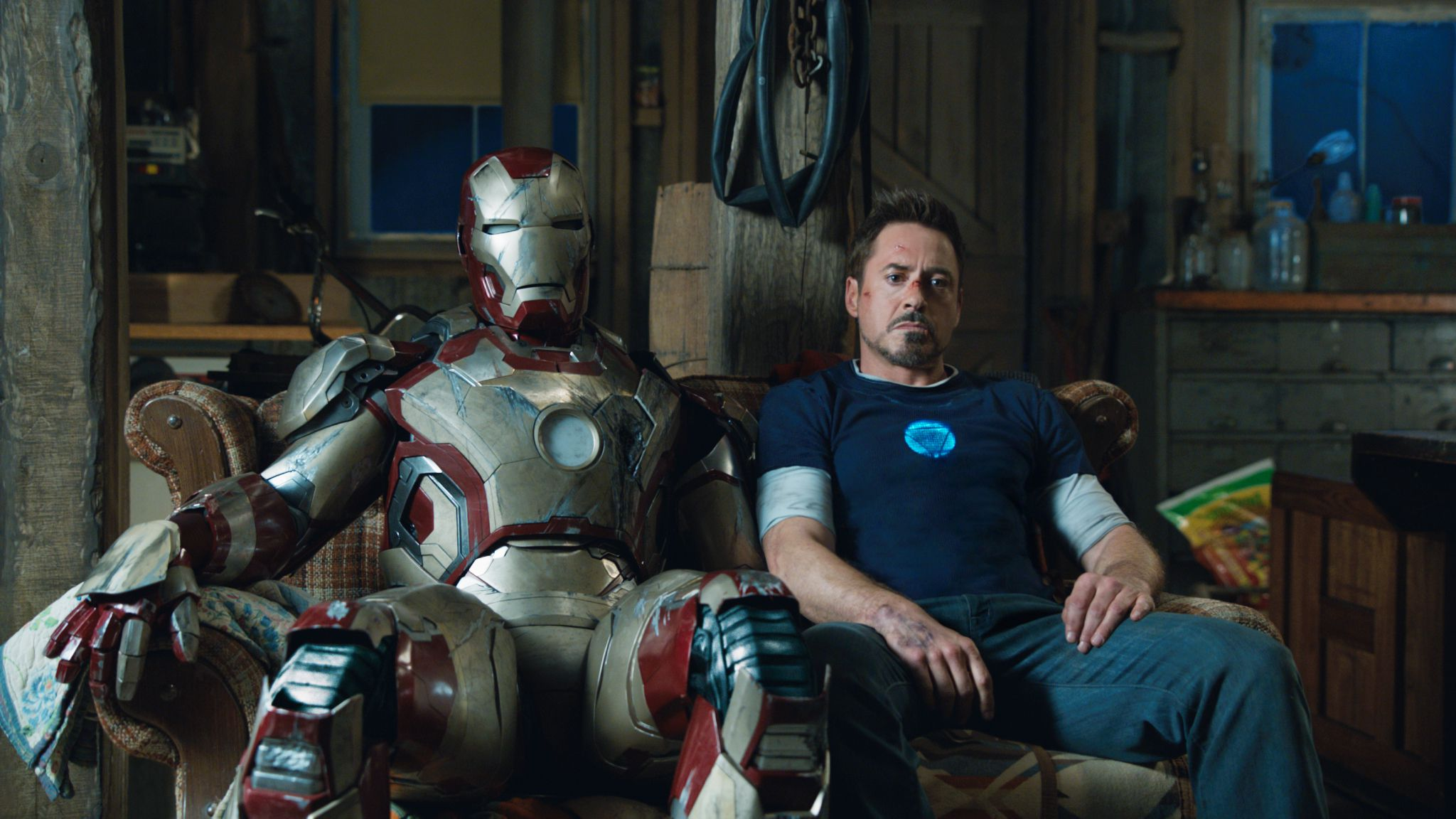 Iron Man 3 (2013) Directed by Shane Black - Image 6