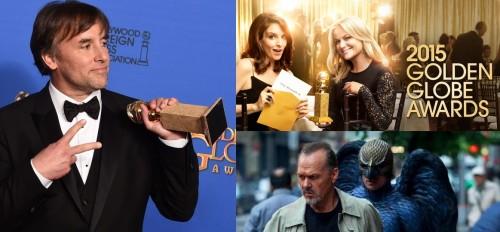 IssuesEtc Segment: 72nd Golden Globe Awards 2015
