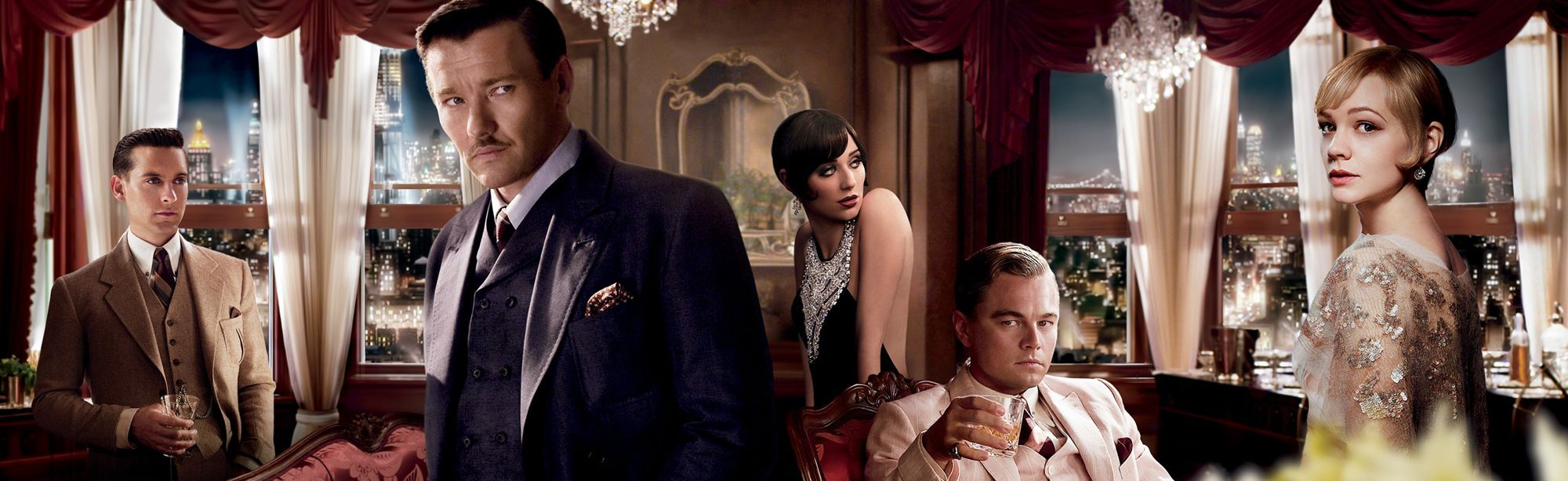 January Pop Culture and the Bible, Bible Study: The Great Gatsby  - Image 1