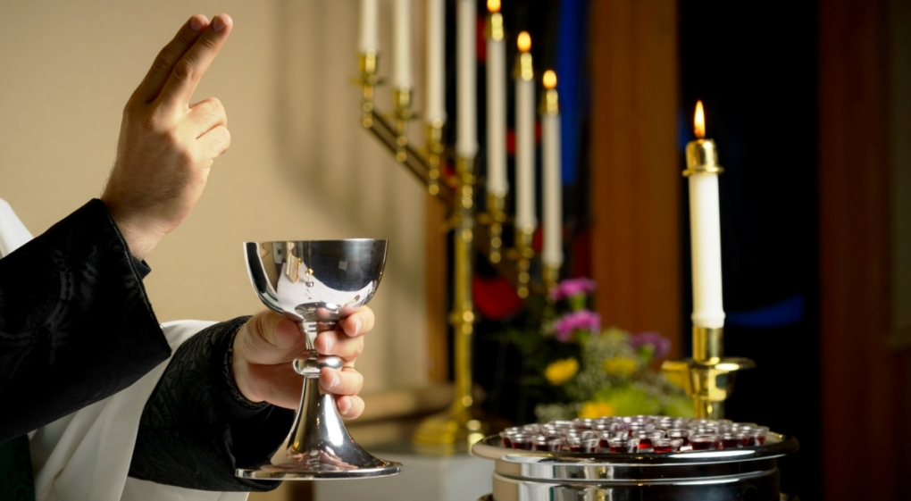 Jesus Establishes His Church Sermon / John 14:23–31 / Pr. Ted A. Giese / Sunday June 9th 2019 / Pentecost Sunday / Mount Olive Lutheran Church - Image 1