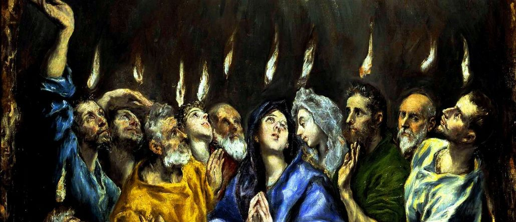 Jesus Establishes His Church Sermon / John 14:23–31 / Pr. Ted A. Giese / Sunday June 9th 2019 / Pentecost Sunday / Mount Olive Lutheran Church - Image 7