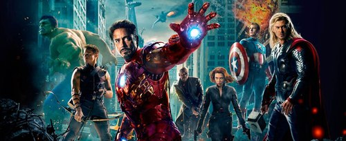 July Pop Culture and the Bible, Bible Study: Marvel Super Hero Marathon