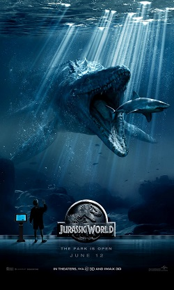 Jurassic World (2015) by Colin Trevorrow - Movie Review - Image 2