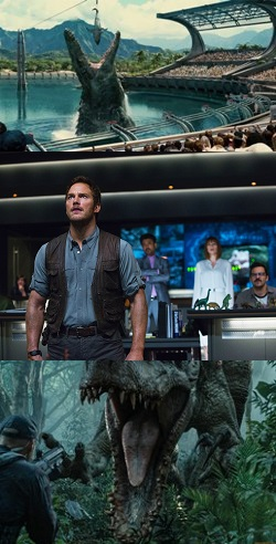 Jurassic World (2015) by Colin Trevorrow - Movie Review - Image 9