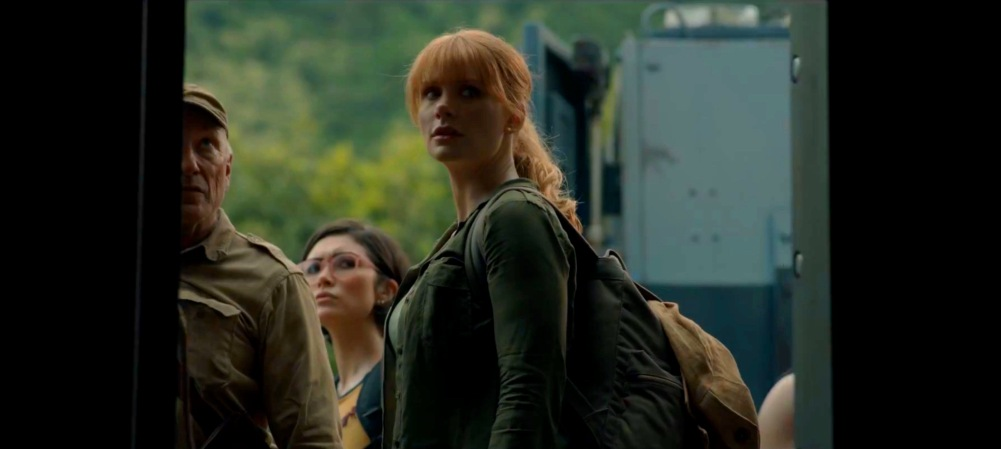 Jurassic World: Fallen Kingdom (2018) J A  Bayona - Movie Review
