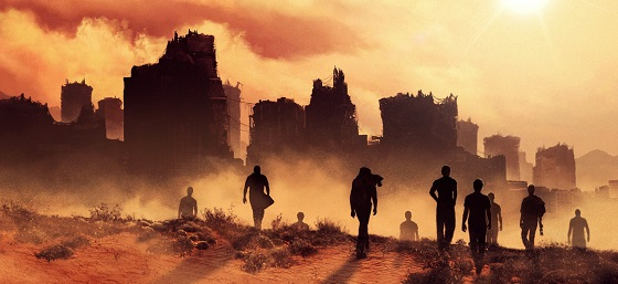 Maze Runner: The Scorch Trials (2015) Directed By Wes Ball - Movie Review - Image 11