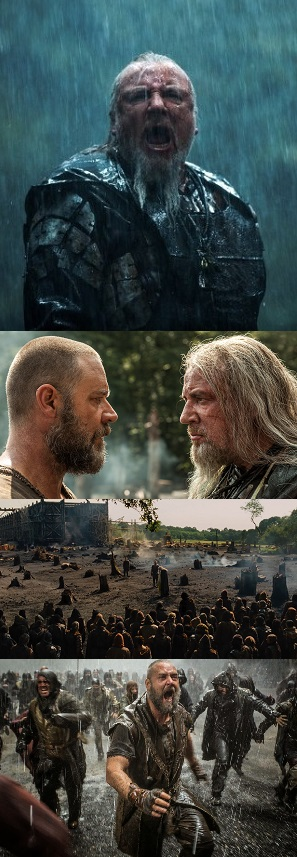 Noah (2014) Directed by: Darren Aronofsky - Movie Review - Image 2