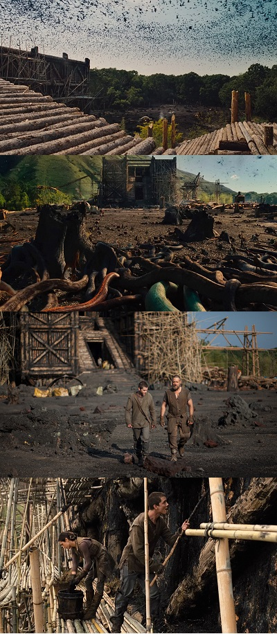 Noah (2014) Directed by: Darren Aronofsky - Movie Review - Image 6