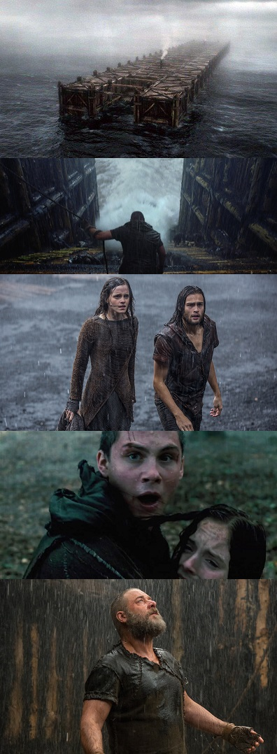 Noah (2014) Directed by: Darren Aronofsky - Movie Review - Image 7