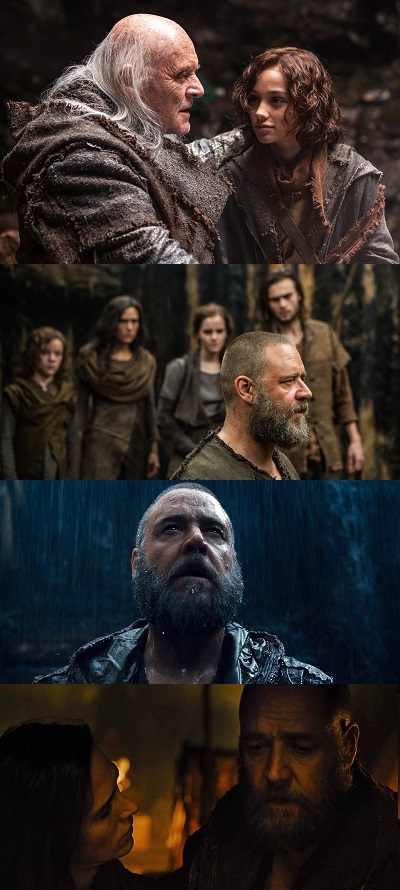 Noah (2014) Directed by: Darren Aronofsky - Movie Review - Image 8