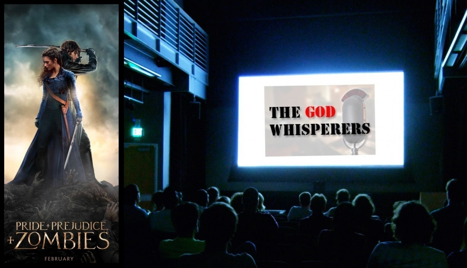 Pr. Ted Giese On The God Whisperers With Donofrio & Cwirla - Pride and Prejudice and Zombies Edition